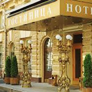 Гостиницы Красногорска