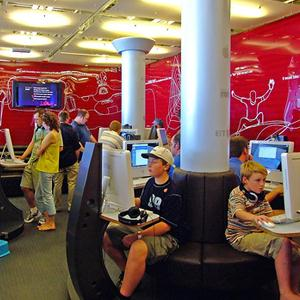 Интернет-кафе Красногорска
