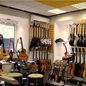 Музыкальные магазины Красногорска