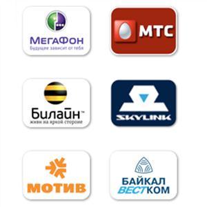 Операторы сотовой связи Красногорска
