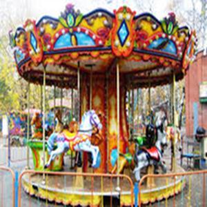 Парки культуры и отдыха Красногорска