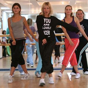 Школы танцев Красногорска