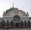 Железнодорожные вокзалы в Красногорске