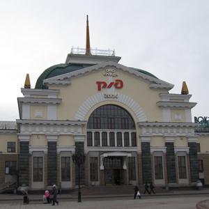 Железнодорожные вокзалы Красногорска